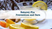Natural Flu Prevention and care