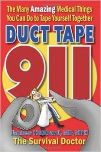 Duct Tape 911 | First Aid | www.HerbalPrepper.com