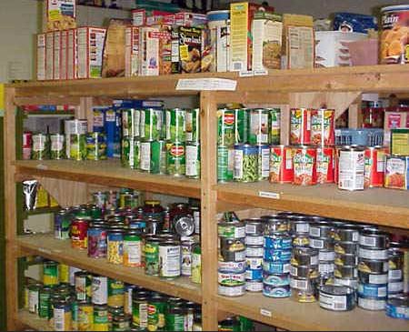 How To Start A Food Storage Pantry