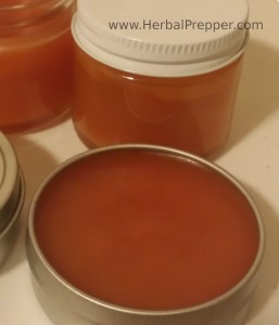 Cayenne, Arnica, and Saint John's Wort Salve | 7 Herbal Salves for First Aid | www.HerbalPrepper.com | herbs for aches, pains, arthritis, and sciatica, nerves