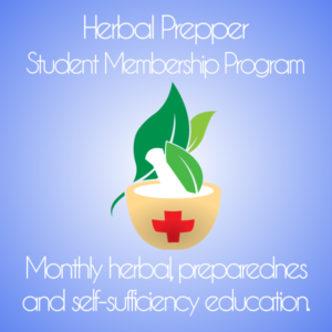 Herbal Prepper Student Membership Program | www.HerbalPrepper.com