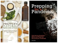 Prepper's Natural Medicine | Prepping for a Pandemic | Amazon Author Page | www.HerbalPrepper.com