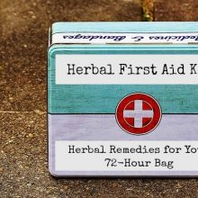 Herbal First Aid Kits | Herbal Prepper Live | Prepper Broadcasting | Cat Ellis