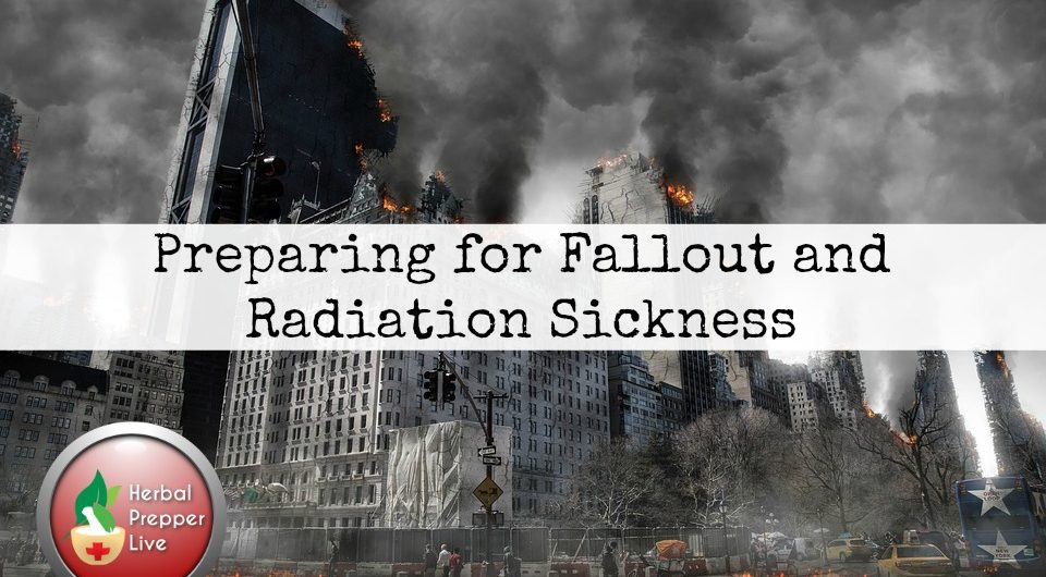 Nuclear Fallout and Radiation Sickness | Herbal Prepper Live | Herbal Medicine online radio show hosted by Cat Ellis | Prepper Broadcasting | www.Herbal Prepper.com