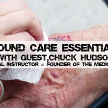 Wound Care Essentials | Chuck Hudson | Herbal Prepper Live
