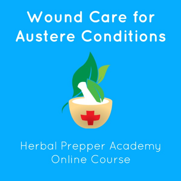 Wound Care for Austere Conditions | Online Preparedness Course | Chuck Hudson | Herbal Prepper Academy